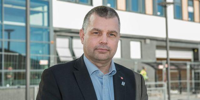 Håkan Linnarsson (S). Socialdemokraterna/Lena Dahlström.