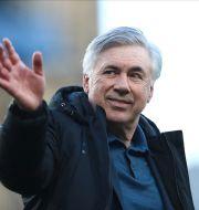 Carlo Ancelotti. Jan Kruger / TT NYHETSBYRÅN