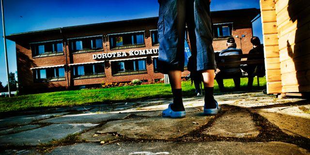 Bild från Dorotea. Magnus Hjalmarson Neideman / SvD / TT / TT NYHETSBYRÅN