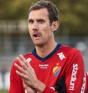 Andreas Isaksson. Andreas Hillergren/TT / TT NYHETSBYRÅN