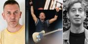 Andres Lokko, Bruce Springsteen, Victor Malm TT/Ellerströms förlag