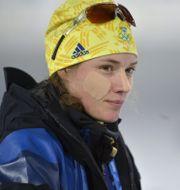 Hanna Öberg. Timo Jaakonaho / TT NYHETSBYRÅN