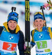 Sebastian Samuelsson och Hanna Öberg JOEL MARKLUND / BILDBYRÅN