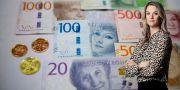Maria Landeborn, sparekonom och senior ekonom vid Danske Bank. Michael Probst och Magnus Sandberg