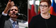 Juan Guaidó/Marise Payne TT