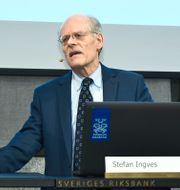 Arkivbild: Riksbankschef Stefan Ingves. Claudio Bresciani/TT / TT NYHETSBYRÅN