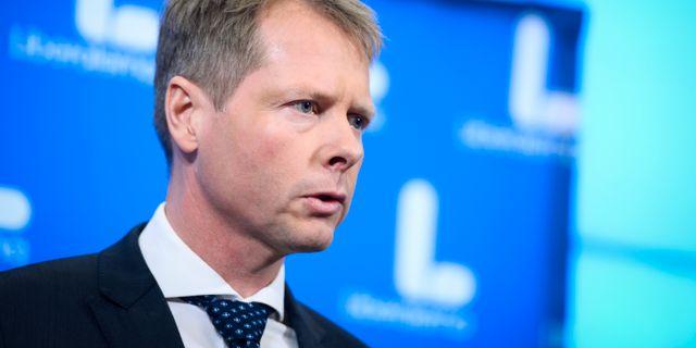 Christer Nylander. Henrik Montgomery/TT / TT NYHETSBYRÅN