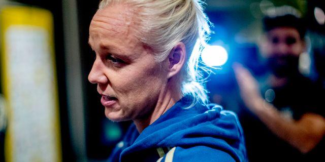 Caroline Seger Adam Ihse/TT / TT NYHETSBYRÅN