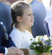 Prinsessan Estelle. Arkivbild. Mikael Fritzon / TT / TT NYHETSBYRÅN
