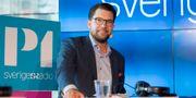 Jimmie Åkesson (SD). Henrik Montgomery/TT / TT NYHETSBYRÅN