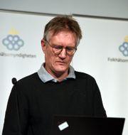 Statsepidemiolog Anders Tegnell.  Simon Samuelsson/TT / TT NYHETSBYRÅN