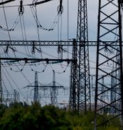 lledningar vid kärnkraftverken utanför Oskarshamn Adam Ihse/TT / TT NYHETSBYRÅN