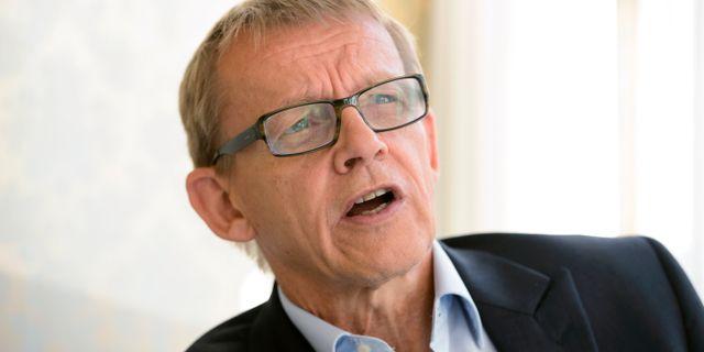 Hans Rosling. Arkivbild. Henrik Montgomery/TT / TT NYHETSBYRÅN