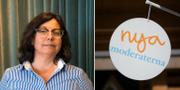 Edith Escobar / Moderaterna Öppna moderater / TT