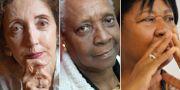 Joyce Carol Oats, Mayse Condé och Jamaica Kincaid. TT