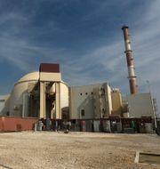 Reaktor i Iran. Majid Asgaripour / TT NYHETSBYRÅN