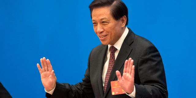 Zhang Yesui.  Ng Han Guan / TT / NTB Scanpix