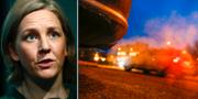 Miljöminister Karolina Skog (MP). TT