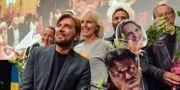 Ruben Östlund på Filmhuset i Stockholm när hans film The Square utsågs till svensk kandidat till en Oscarsnominering i kategorin bästa icke engelskspråkiga film. Jessica Gow/TT / TT NYHETSBYRÅN