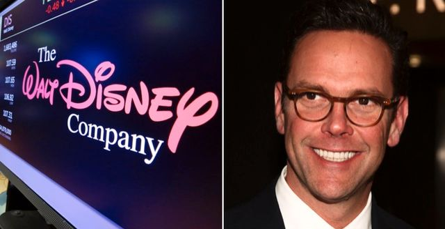 Walt Disney, James Murdoch AP