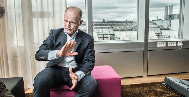 Anders Nissen. Lars Pehrson / SvD / TT / TT NYHETSBYRÅN