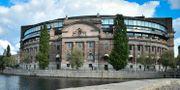 Riksdagshuset i Stockholm Stina Stjernkvist/TT / TT NYHETSBYRÅN