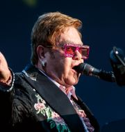 Elton John på Montreux Jazz Festival i Schweiz 2019. Valentin Flauraud / TT NYHETSBYRÅN