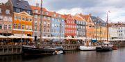 Köpenhamn. Fredrik Hagen / TT NYHETSBYRÅN