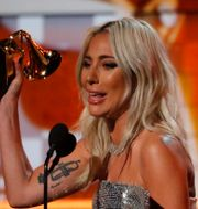 Illustrationsbild. Universal-artisten Lady Gaga. MIKE BLAKE / TT NYHETSBYRÅN