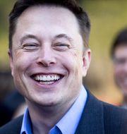 Arkivbild: Elon Musk. TT