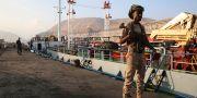 Militär i Jemen. Jon Gambrell / TT NYHETSBYRÅN/ NTB Scanpix