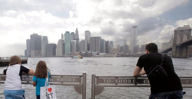 New York, arkivbild. Kathy Willens / SCANPIX