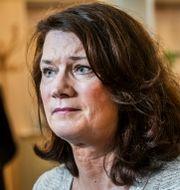 Ann Linde (S). Tomas Oneborg/SvD/TT / TT NYHETSBYRÅN