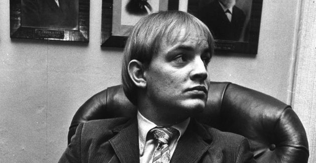 19690218 - Lars Norén, författare. Roland Jansson / TT NYHETSBYRÅN
