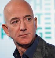Bezos.  Pablo Martinez Monsivais / TT NYHETSBYRÅN