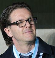 Arkivbild: Rikard Norling i MFF-halsduk. Andreas Hillergren / TT NYHETSBYRÅN