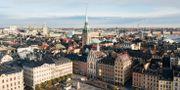 Arkivbild. Vy över Stockholm.  Fredrik Sandberg/TT / TT NYHETSBYRÅN