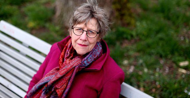 Agnes Wold. Arkivbild. Adam Ihse/TT / TT NYHETSBYRÅN
