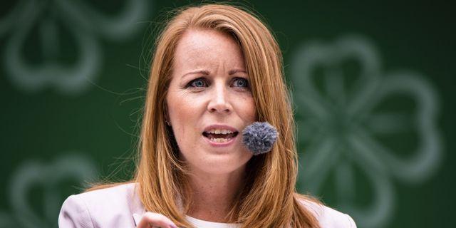 Annie Lööf. FERNVALL LOTTE/Aftonbladet/TT / IBL Bildbyrå / TT NYHETSBYRÅN