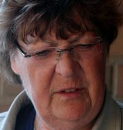 Astrid Gladh fotograferad 2004. Stefan Bladh / SvD / TT / TT NYHETSBYRÅN