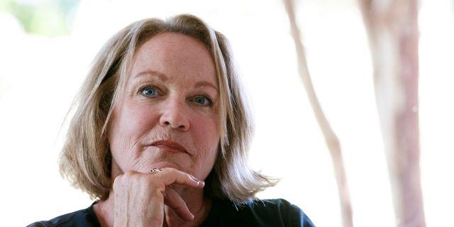 Patricia Wulf i sitt hem i Virgina. Jacquelyn Martin / TT NYHETSBYRÅN/ NTB Scanpix