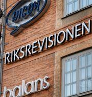 Riksrevisionen i Stockholm. Jessica Gow / TT NYHETSBYRÅN