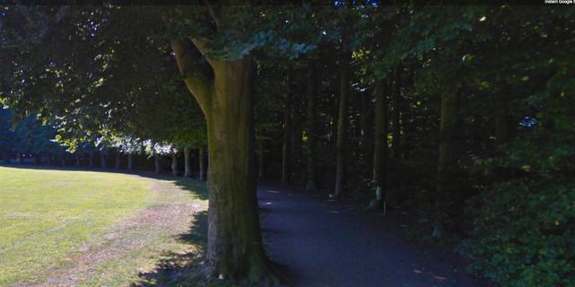 Pildammsparken. Google street view.