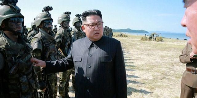 Kim jong un inte den som bestammer
