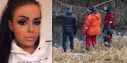 Försvunna Emilia Lundberg. Missing People/TT