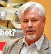 LO:s avtalssekreterare Torbjörn Johansson. Arkivbild. Jonas Ekströmer/TT / TT NYHETSBYRÅN