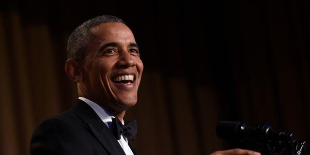 Barack obama kandisarnas val