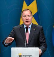 Stefan Löfven Fredrik Sandberg/TT / TT NYHETSBYRÅN