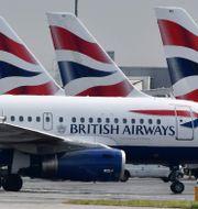 British Airways-plan. BEN STANSALL / AFP