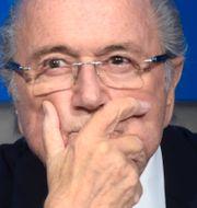 Blatter, Infantino TT